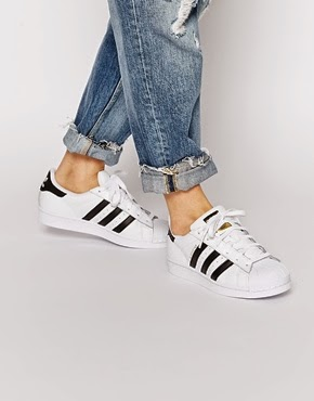 adidas superstar veters wit