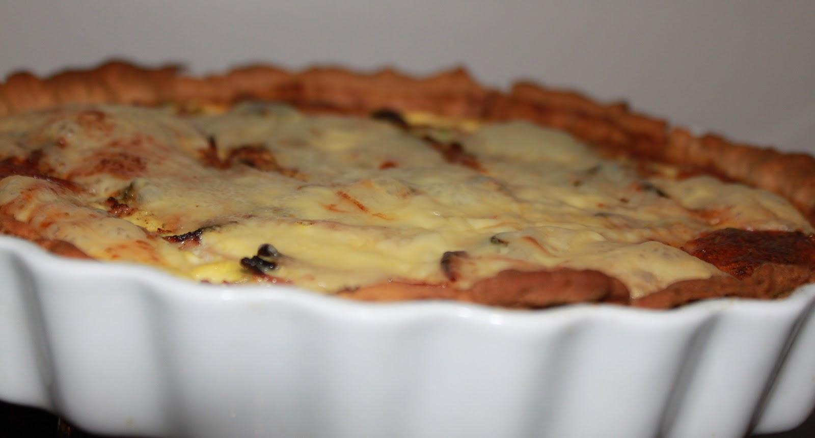 Tonesbase Pai Med Cottage Cheese Skinke L K Og V Rl K