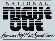 32nd Annual National Night Out Against Crime Tonight!