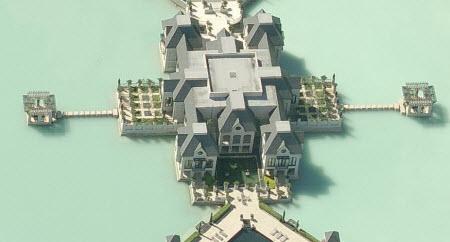 Espectacular mansión de ensueño con laguna propia