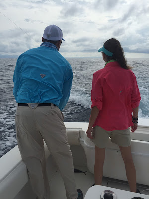 Costa rica i surprises deep sea fishing and exploring for Best shore fishing in wisconsin