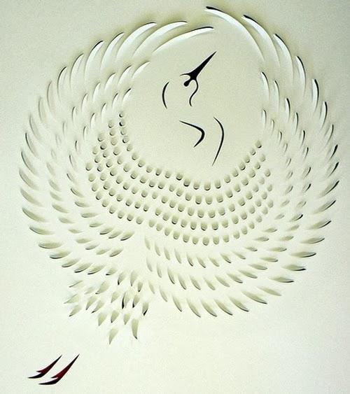 05-Crane-Hand-Cut-Paper-Work-Australian-Lisa-Rodden-www-designstack-co
