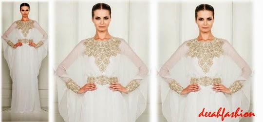 Trend Baju Lebaran 2014 WhiteGold Luxury