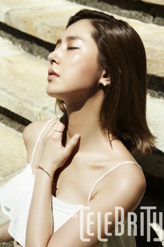 Han Chae Ah - The Celebrity June 2014