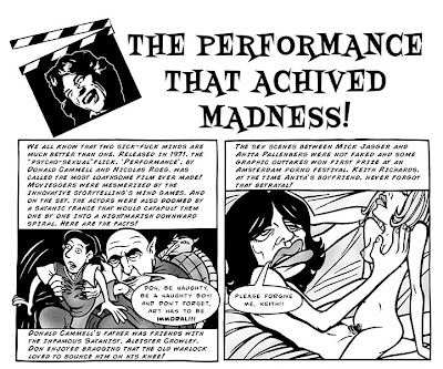 Performance comix
