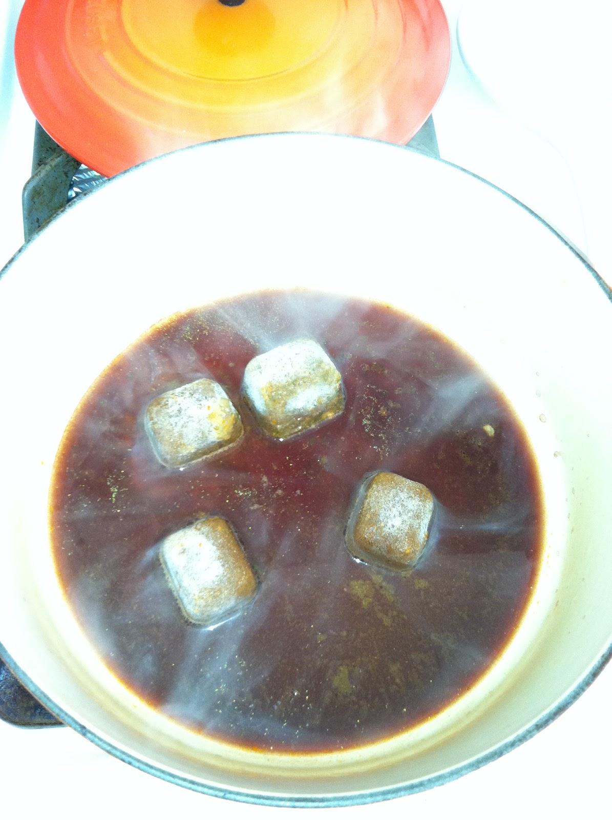 Pork barbacoa sauce recipe