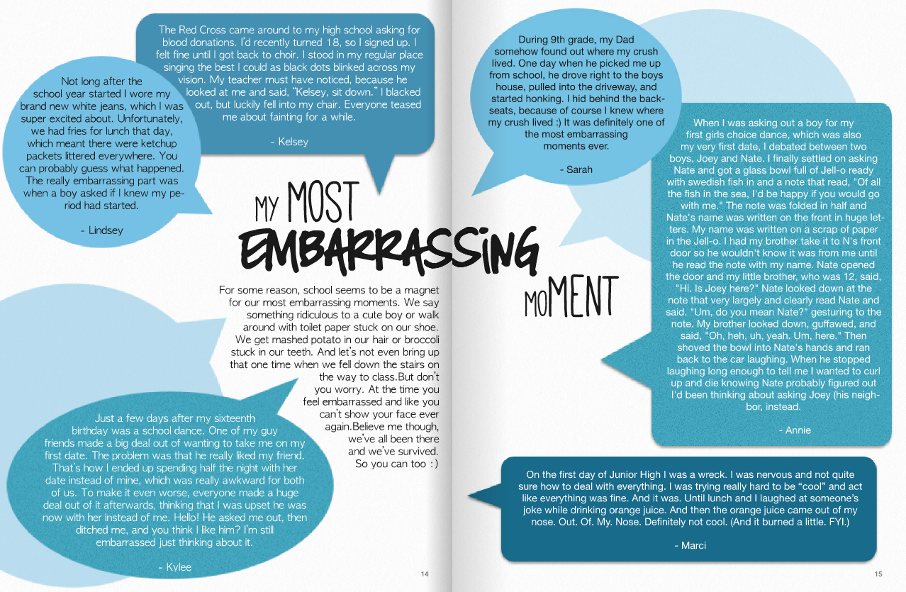 an analysis of my most embarrassing moment The most embarrassing moment essay writing service, custom the most embarrassing moment papers, term papers, free the most embarrassing moment samples, research papers, help.