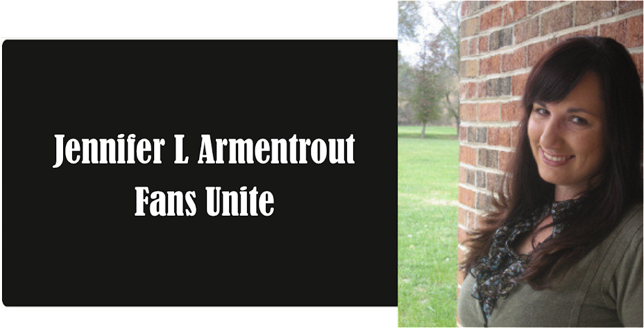 Jennifer L Armentrout Fans Unite