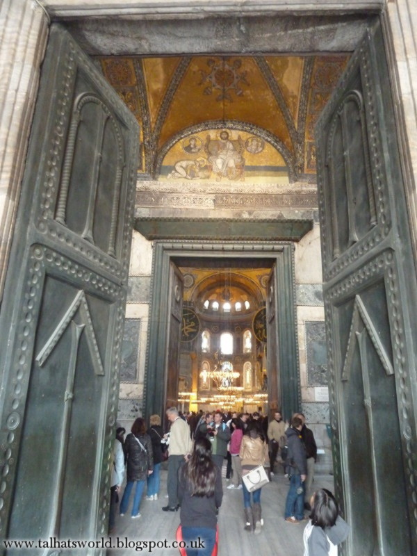 Mission Istanbul Hagia Sophia