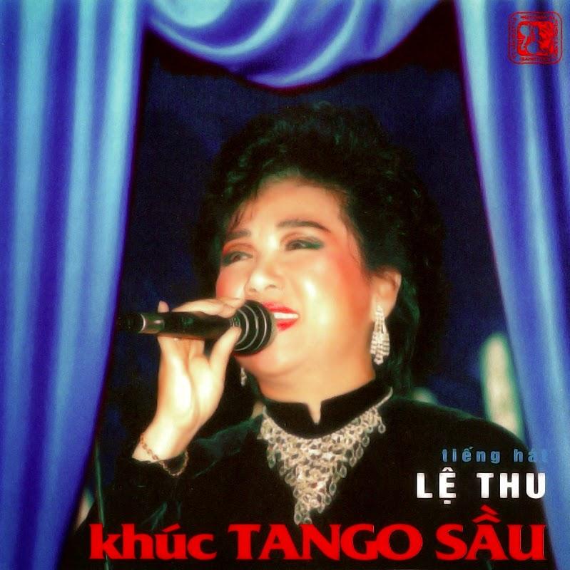 Giáng Ngọc CD - Lệ Thu - Khúc Tango Sầu (NRG)