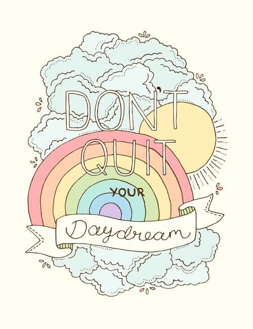 Emma Margaret Illustration Daydream 2015