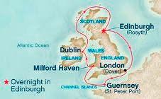 British Isles - August 2013