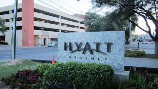 The Suite Life @ Austin Hyatt Regency