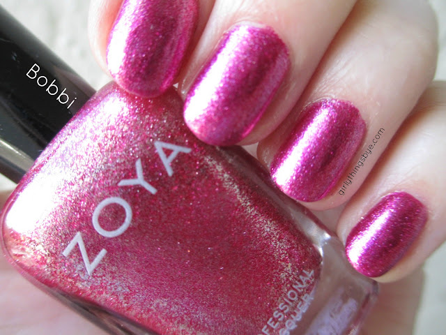 nail polish, Zoya Bobbi @ Girly Things by *e*