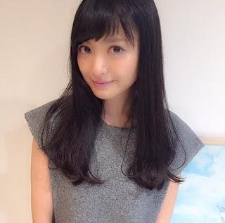 NGT48北原里英が美容院ヘアカット後の写真を公開!