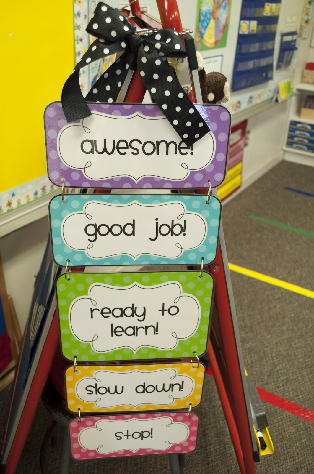 Classroom Reward Ideas For Kindergarten ~ Mrs ricca s kindergarten classroom management freebies