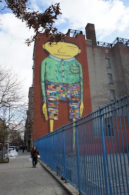 NY - Mural dos Gêmeos
