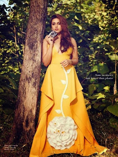 Huma Qureshi Pics for April Filmfare Magazine April 2015 Must See Beauty