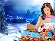 Loolywood Actress Saba Qamar HD Wallpaper