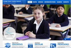 Conexión con la página web del Colegio Santa Catalina Labouré de Pamplona