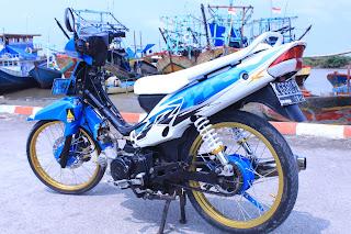 Foto Foto Modifikasi Motor Yamaha Vega Zr