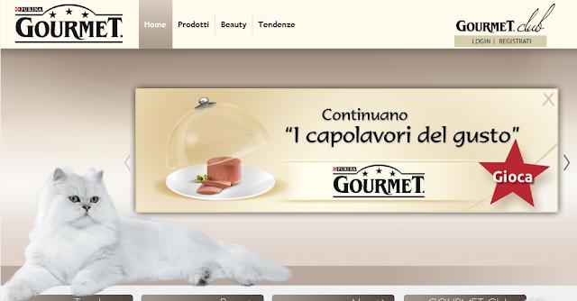 Raccolta punti Gourmet di Purina