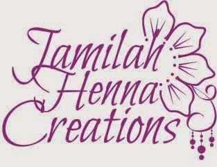 Jamilah Henna Creations website