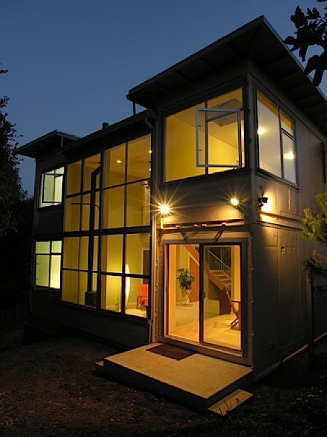 Shipping container homes ocean container house california Shipping container home builders