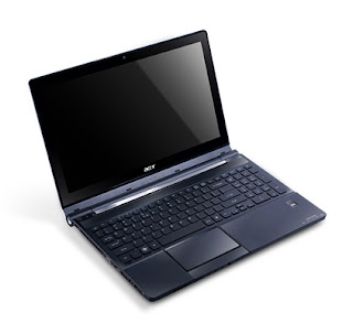 Notebook ACER Aspire Ethos