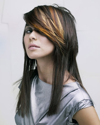 Fall 2011 Long Layered Hairstyle Trends-by Framesi