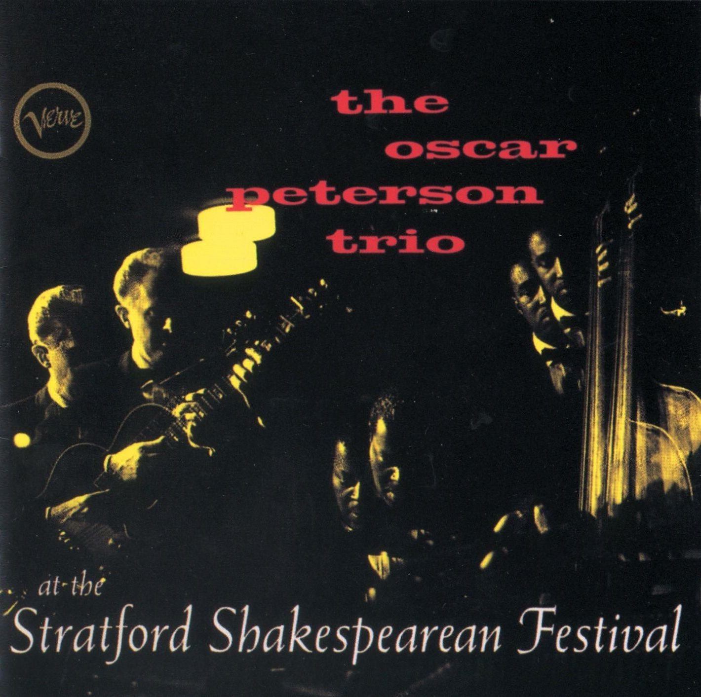 Oscar Peterson Trio At Stratford on oscar peterson cd