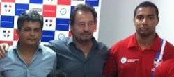 Visita Ney Franco ao Centro Esportivo Ubaense