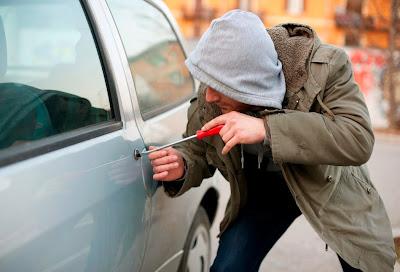 Que hacer si roban ti auto en un estacionamiento
