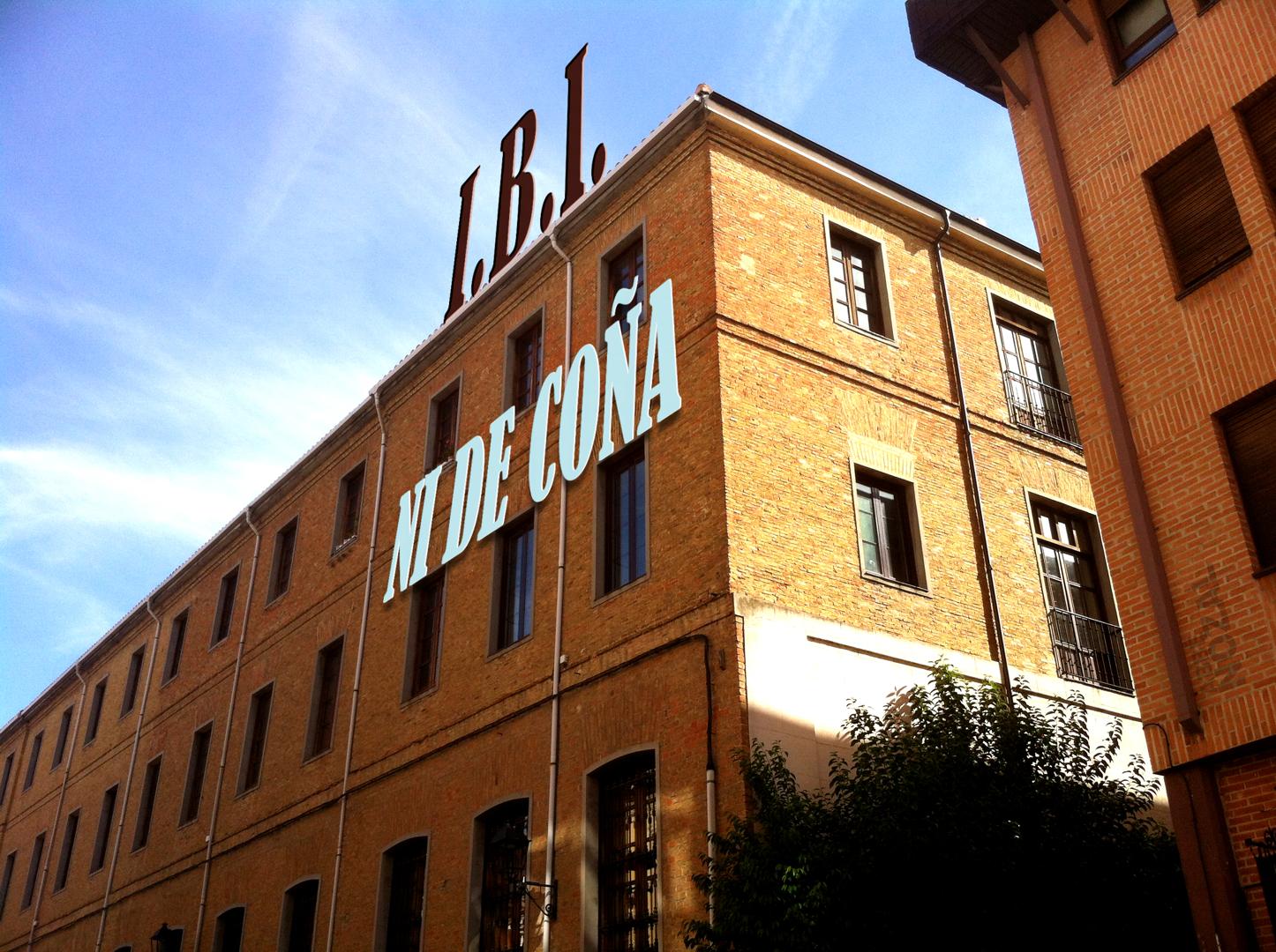 Edifico vacío para un Seminario sin curas, 2014 Abbé Nozal