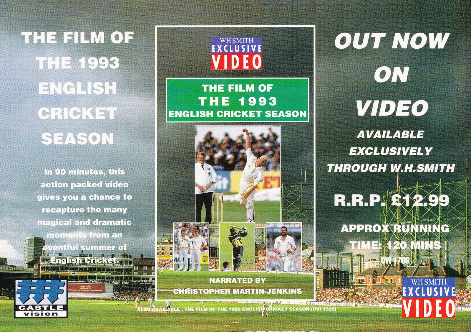 1993 English cricket season