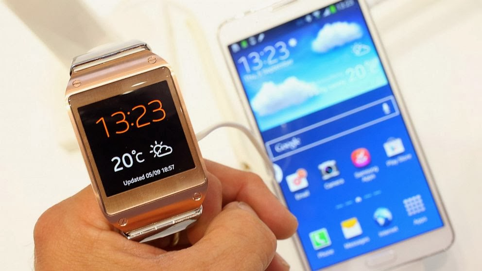 According to an internal document of the U.S. chain Best Buy stores, the connected watch Galaxy Gear of the Korean manufacturer Samsung would be a very high rate of return.