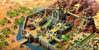 Games March of Empires
