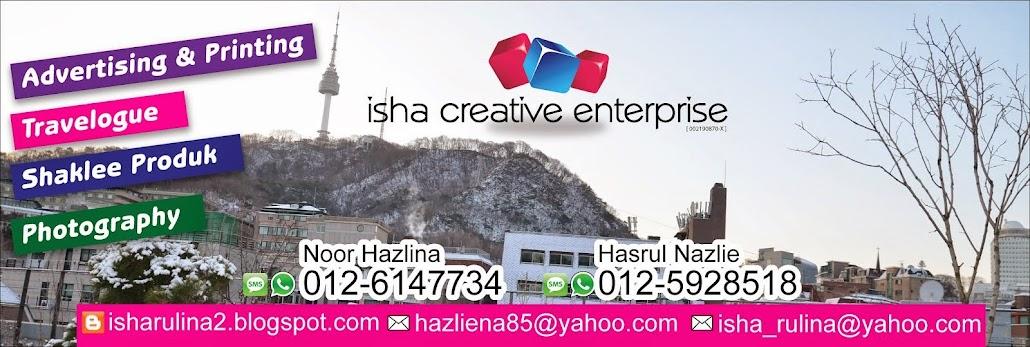 Ishatin Blogger