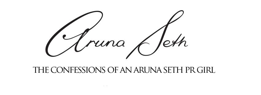 Aruna Seth Blog