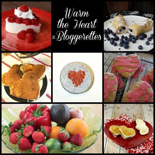 Warm+the+Heart+%2523Bloggerettes+Collage Raspberry Angel Dessert Recipe