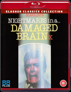 Nightmares in a Damaged Brain Blu-ray