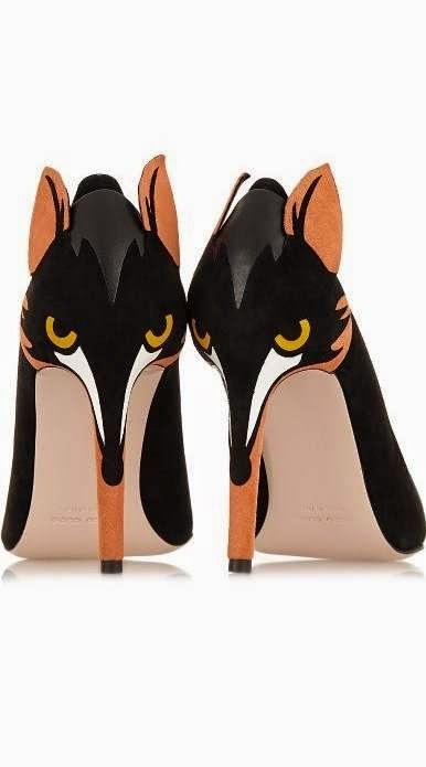 Valentino Fox shoes