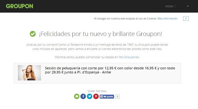 Código de descuento del 25% en Groupon: sólo hasta el 25/06/15!