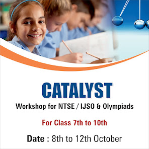 Workshop for competitive exams preparation