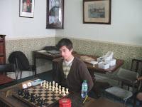 Mark Talbot, Aberystwyth Club Champion
