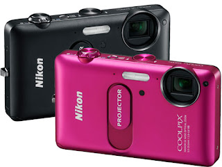 Nikon Coolpix S1200PJ