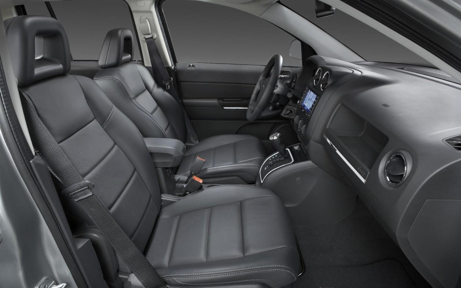 2010 jeep compass manual transmission