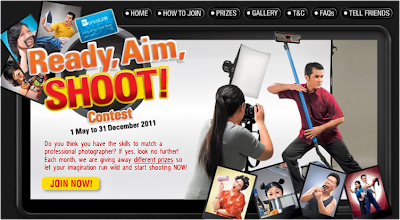 BonusLink 'Ready, Aim, Shoot' Contest