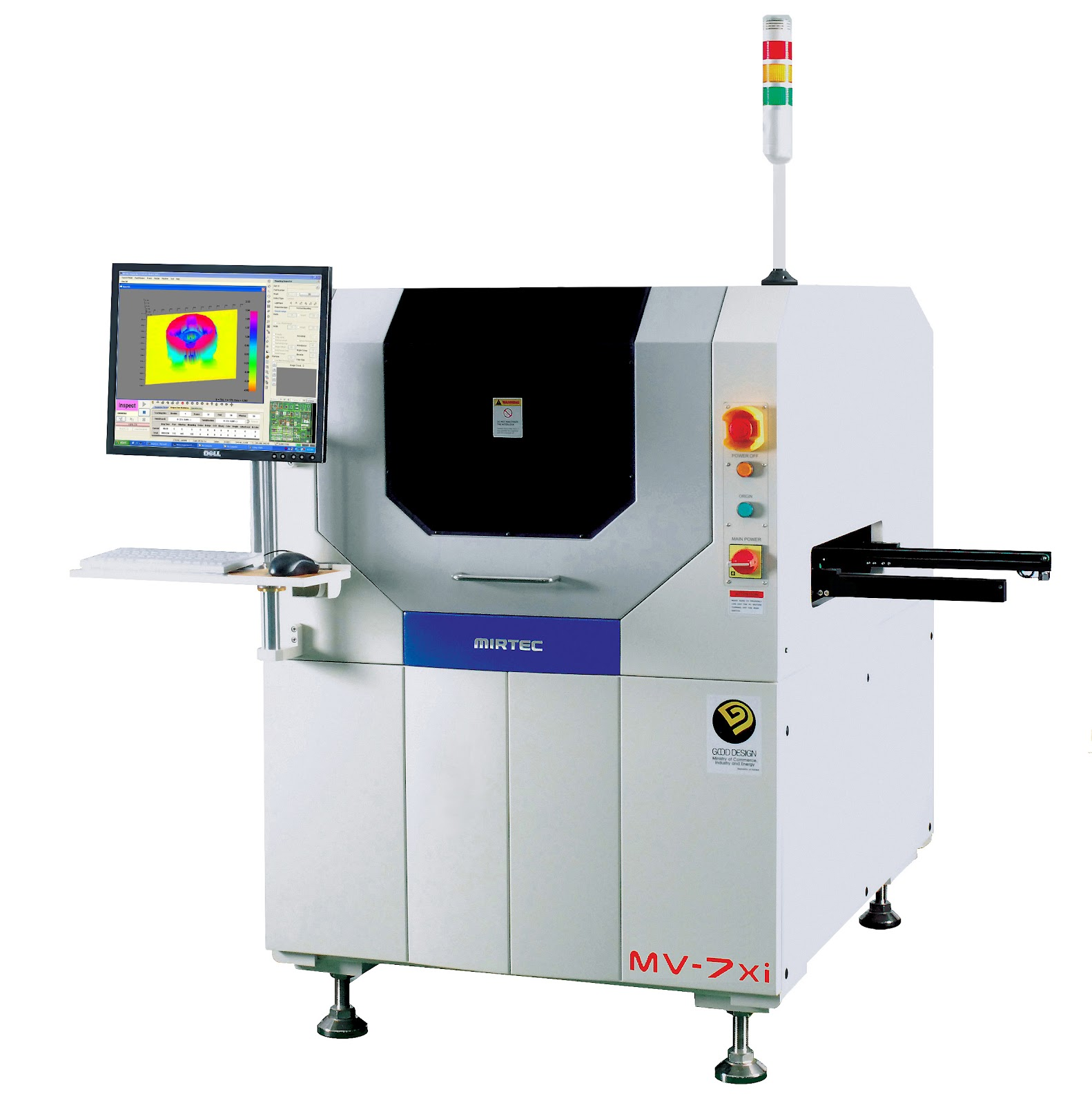 """global in line aoi spi market Mirtec, """"the global leader in inspection technology,"""" announces that it will   the all new mv-6 omni 3d in-line aoi machine is configured with mirtec's   the flexible printed circuit market is on track for growth."""