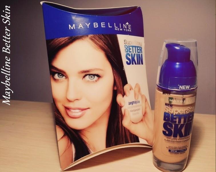 Better Skin Maybelline recenzja